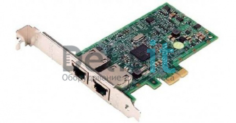 Сетевая карта Dell NIC Broadcom 5720 DP 1Gb Network Interface Card, Low Profile PCI-E