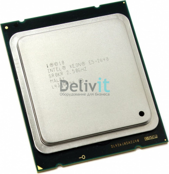 Процессор HP BL460c Gen8 Intel Xeon E5-2640 (2.50GHz/6-core/15MB/95W) Processor Kit