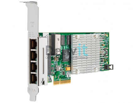 Сетевая карта HP NC375T PCI Express Quad Port Gigabit Server Adapter