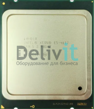 Процессор HP BL660c Gen8 Intel Xeon E5-4617 (2.9GHz/6-core/15MB/130W) 2-processor Kit