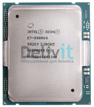 Процессор HPE DL580 Gen9 Intel Xeon E7-8880v4 (2.2GHz/22-core/55MB/150W) Processor Kit