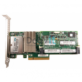 Контроллер HP Smart Array P421/2GB FBWC 6Gb 2-ports Ext SAS Controller