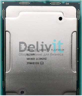 Процессор HPE DL360 Gen10 Intel Xeon-Platinum 8170M (2.1GHz/26-core/165W) Processor Kit