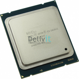Процессор HP DL360p Gen8 Intel Xeon E5-2620v2 (2.1GHz/6-core/15MB/80W) Processor Kit