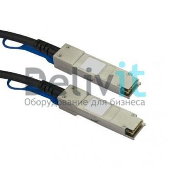 Кабель HPE FlexNetwork X240 10G SFP+ to SFP+ 1.2m Direct Attach Copper Cable