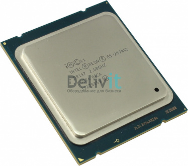 Процессор HP BL460c Gen8 Intel Xeon E5-2670v2 (2.5GHz/10-core/25MB/115W) Processor Kit