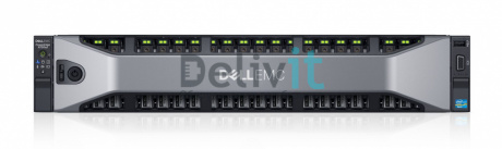 "Сервер Dell PowerEdge R730XD (up to 12x3.5""+4*3.5""+2*2.5"" FlexBay), E5-2630v4 (2.2Ghz) 10C 25M 8.0GT / s 85W, 8GB (1x8GB) 2400MT / s SR RDIMM, PERC H730P 2GB NV Cache Minicard, 3*1TB SATA 7.2k RPM 6Gbps 3.5in HHD, 2*300GB 10k SAS 2.5in Flex Bay Hard Drive"