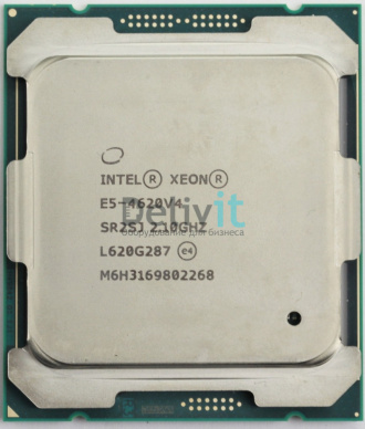 Процессор HPE DL560 Gen9 Intel Xeon E5-4620v4 (2.1GHz/10-core/25MB/105W) Processor Kit