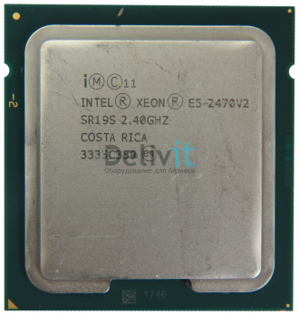 Процессор HP BL420c Gen8 Intel Xeon E5-2470v2 (2.4GHz/10-core/25MB/95W) Processor Kit